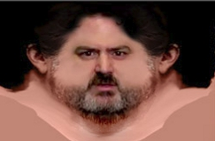 Tim Schafer head