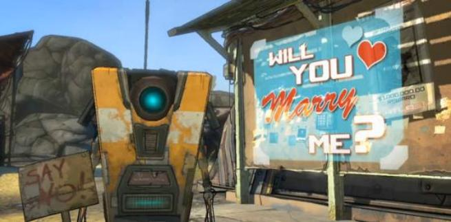 Borderlands Claptrap proposal