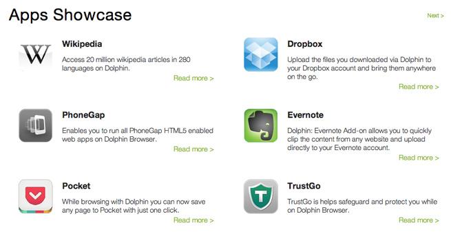 dolphin-garage-apps