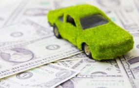 green car money green tech