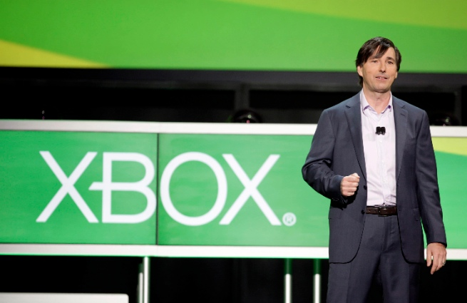 Don Mattrick at Microsoft E3 Media Briefing