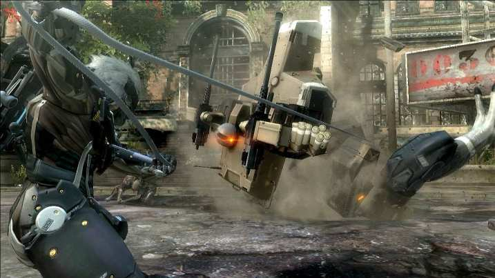 Metal Gear Rising: Revengeance 2