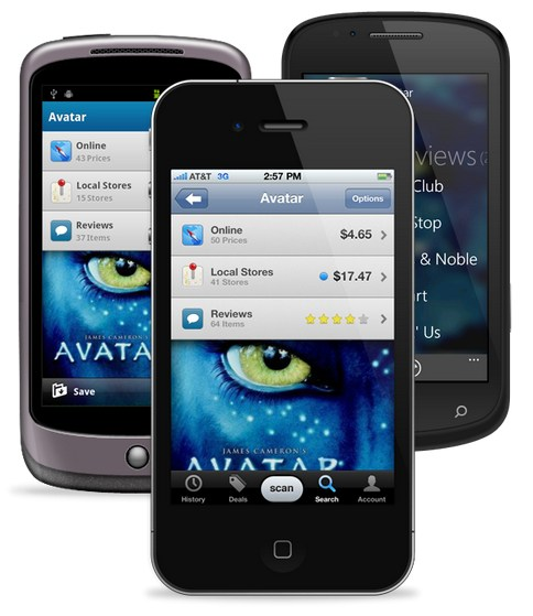 shopsavvy apps