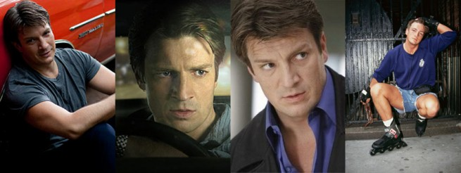 Nathan Fillion, actor