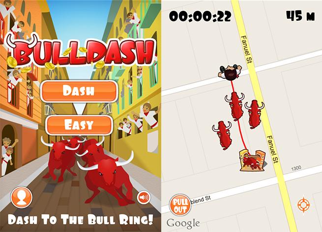 BullDash