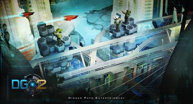 Defense Grid 2 concept art