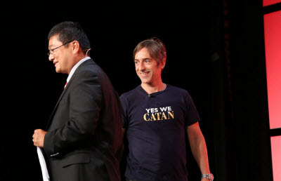 Mark Pincus at MobileBeat/GamesBeat 2012 3