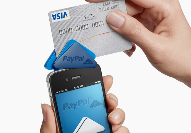 PayPal's triangle