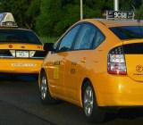 prius as a taxi