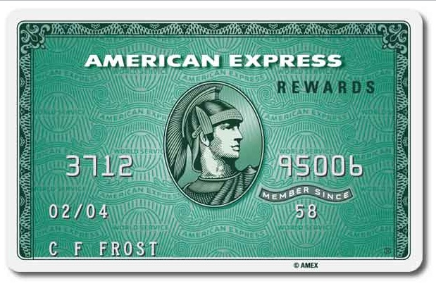 American Express not in Google Wallet
