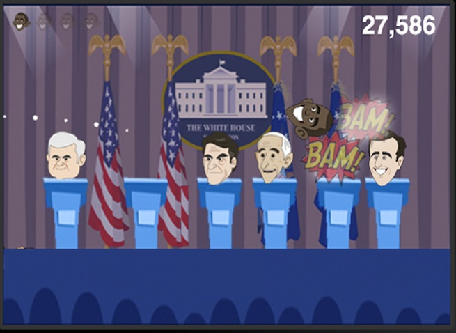 Angry Elections 2012