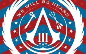 "Assassin's Creed 3 ""We Will Be Heard"" by Brian Flynn"