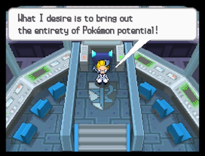 Pokemon Black and White 2, Colress