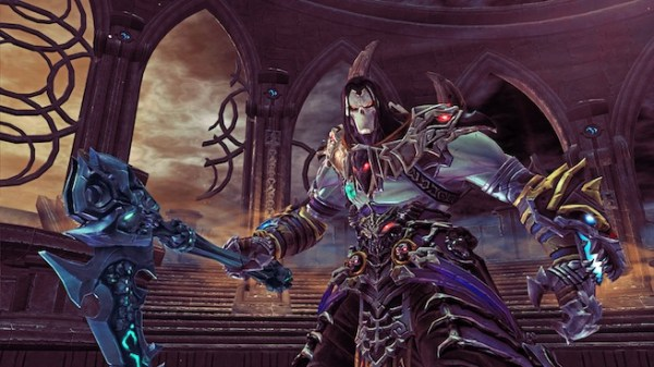 Darksiders II Review High End Armor
