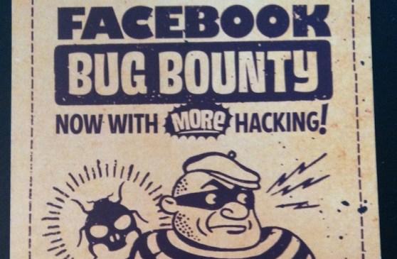 Facebook's Bug Bounty program offers rewards to hackers who report vulnerabilities.