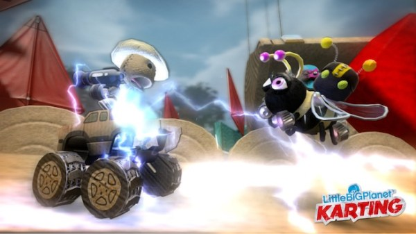 LBP Karting Beta Electricity Weapon