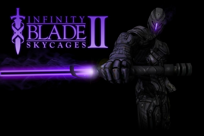 Inifnity Blade II Skycages update fixes infinite gold exploit cheat