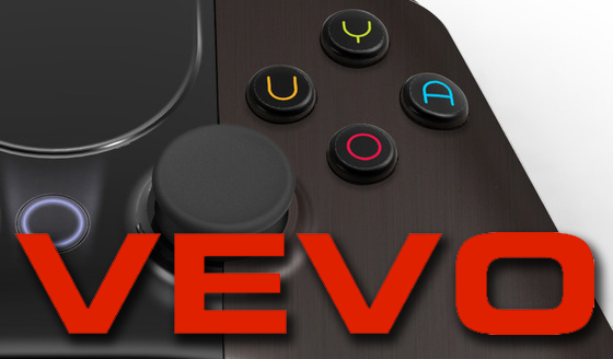 Vevo on Ouya