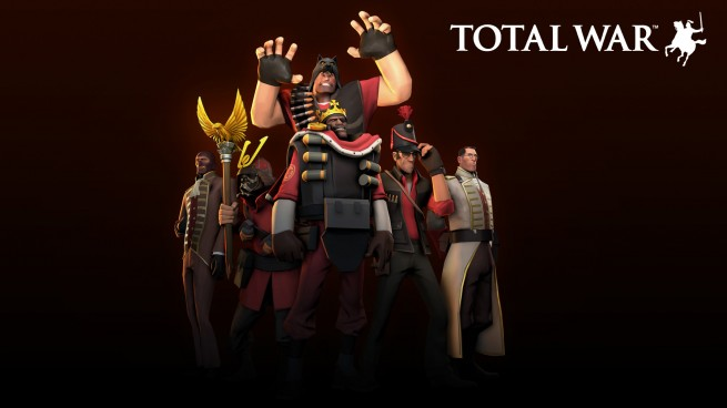 Total War Team Fortress 2