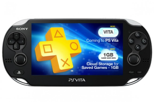 PlayStation Plus on Vita