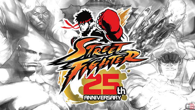 Street Fighter 25th Anniversary Tournament