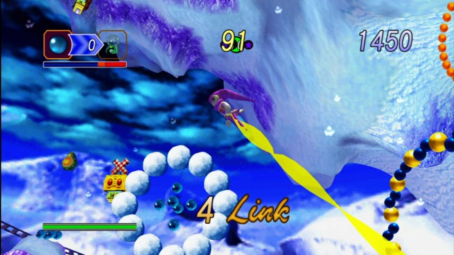Nights into Dreams HD flight