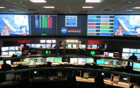 Space Flight Operations Facility at JPL.