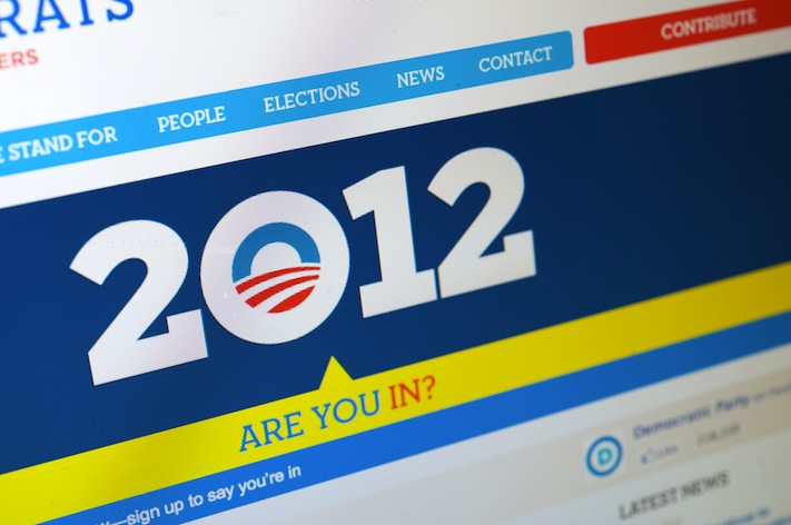 Obama website