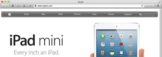 safari-no-skeuomorphic-design