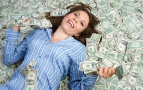 Bed of Money