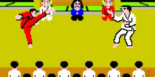 Karate Champ