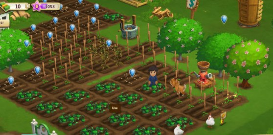zynga farmville 2