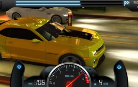 CSR Racing mobile