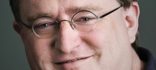 Valve Corporation co-founder Gabe Newell