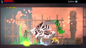 Guacamelee, a Pub Fund game