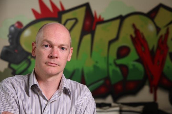 Hugh_Swrve Graffiti