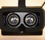 virtual reality headset viewer