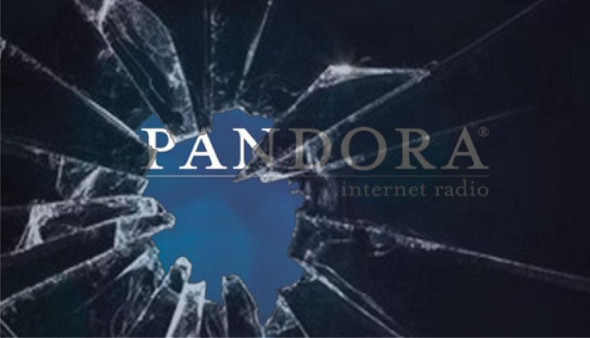 pandora radio how to change new