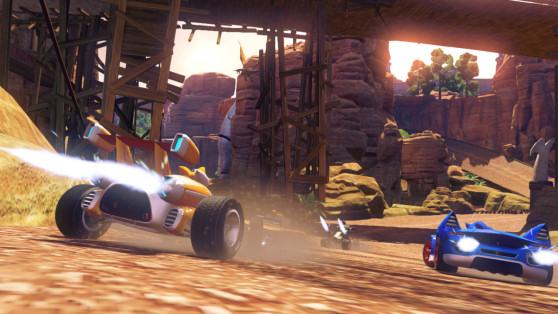 Sonic & All-Stars Racing Transformed 3