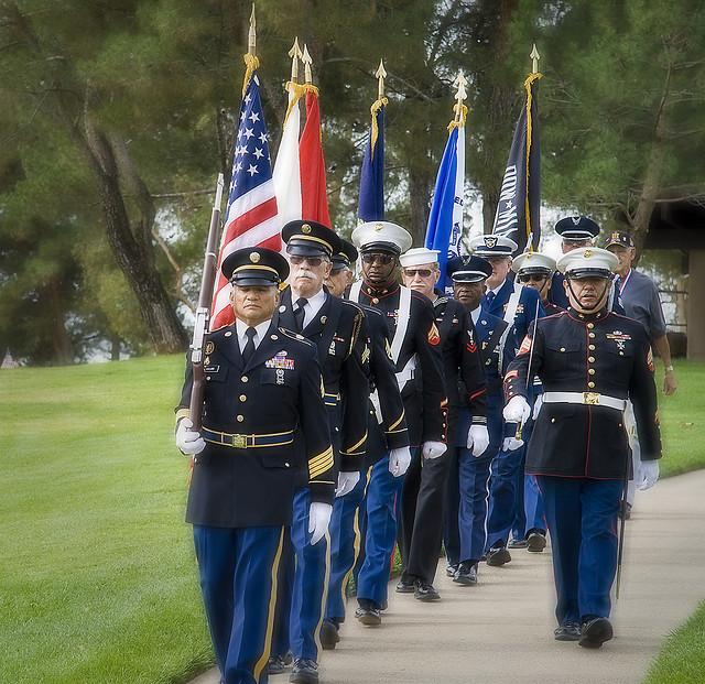 veterans dya