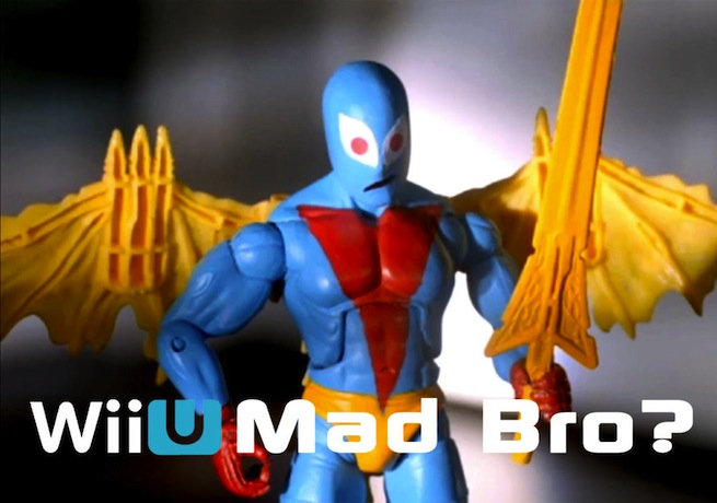 """WiiU Mad Bro?"" by Bomba Suski"