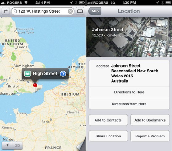 Apple updates those dangerous Aussie maps, but what about ...