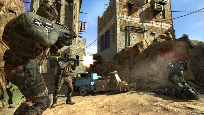 Black Ops II league play