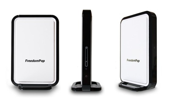 FreedomPop's Hub Burst