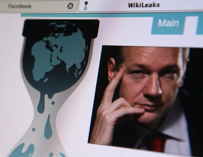 julian assage wikileaks
