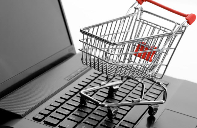 online shopping sales