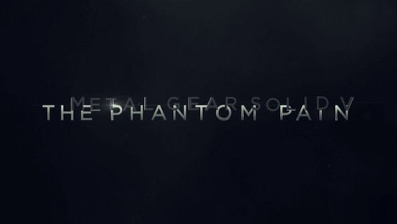 The Phantom Pain/Metal Gear Solid 5 Logo