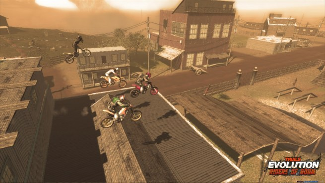 Trials Evolution -- Riders of Doom