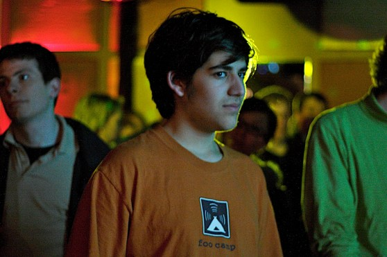 Aaron Swartz in 2006. Photo by Buzz Andersen