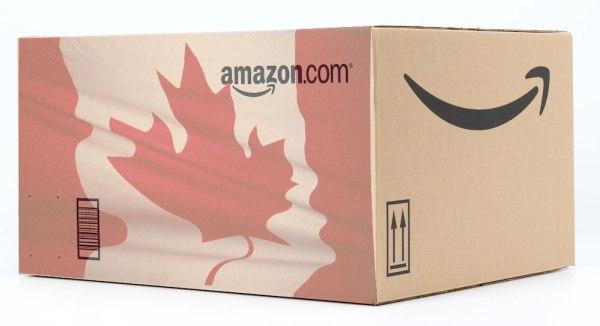 Amazon Prime Canada